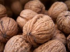 Csökkenti a gyerekkori allergia kockázatát, ha dióféléket eszik a várandós anya