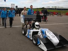 Indul a Formula Student autóverseny