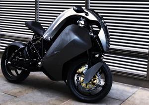 Teljesen elektromos motorkerékpár