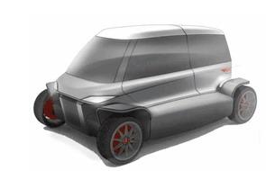 Átalakítható városi autó