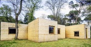 Bioklimatikus ház