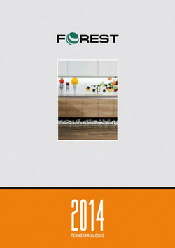 Megjelent az új Forest katalógus!