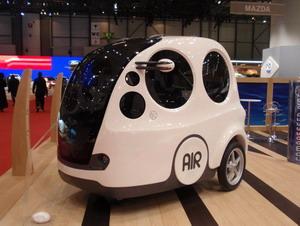 A jövő városi autója