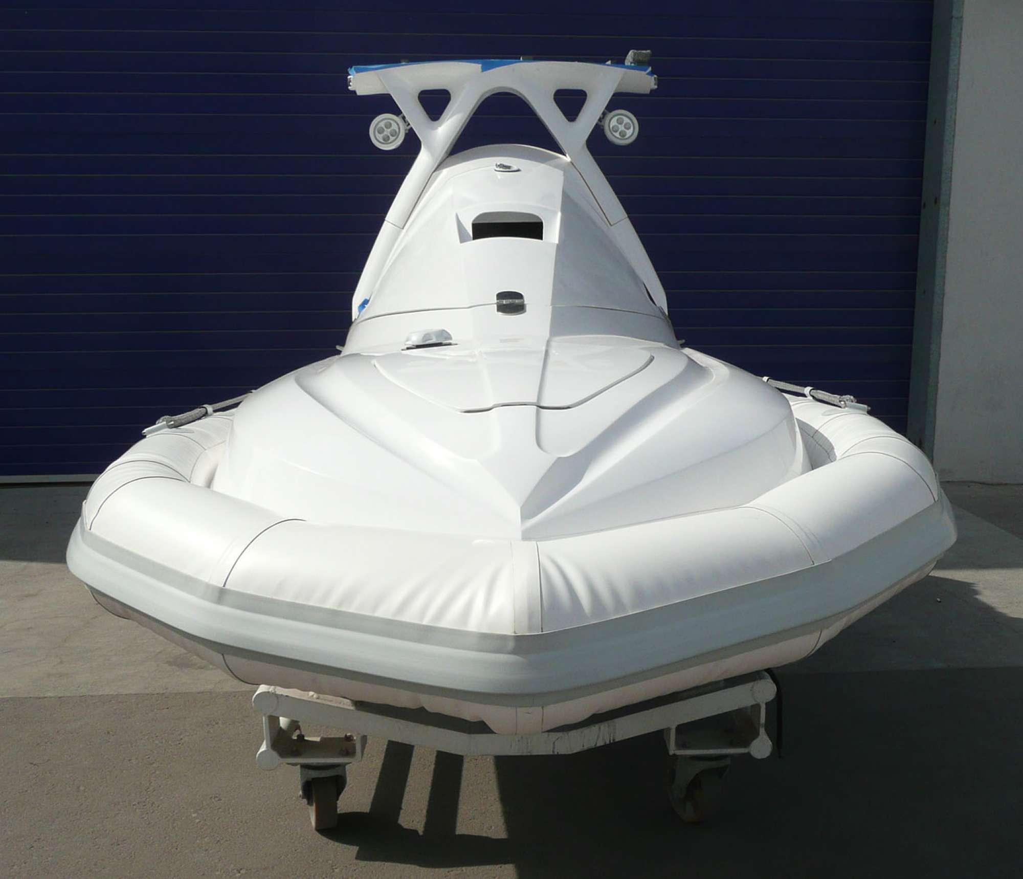 Kikötői felderítő dron