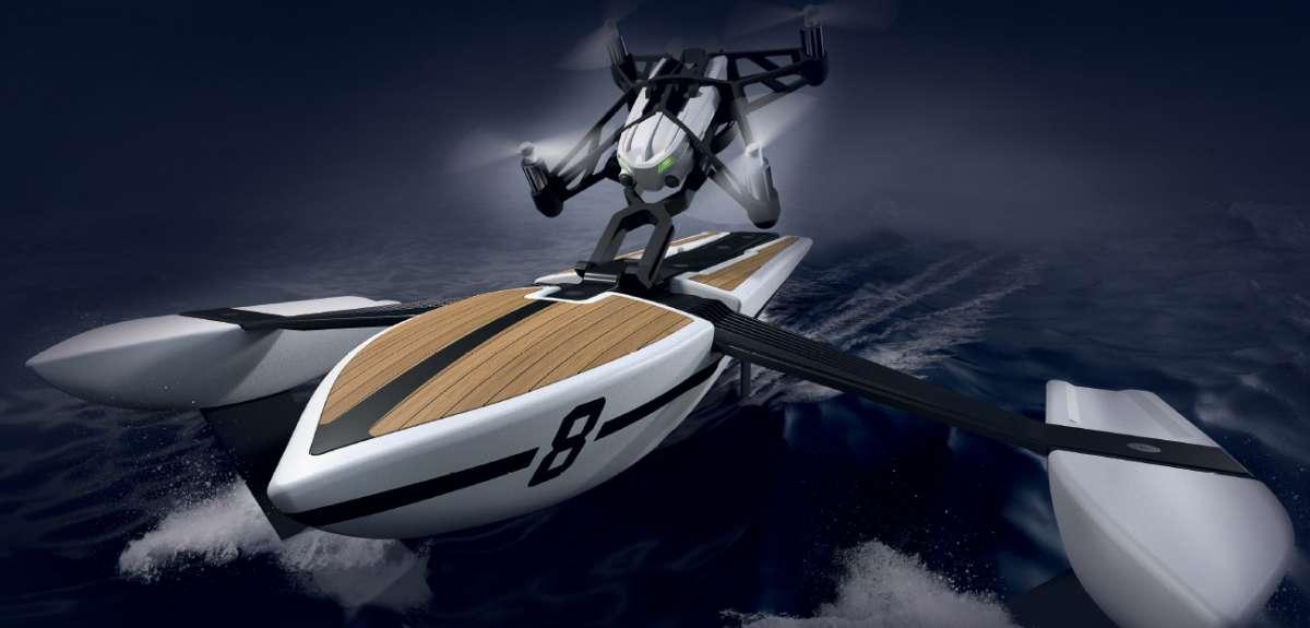 Drone hajtómű