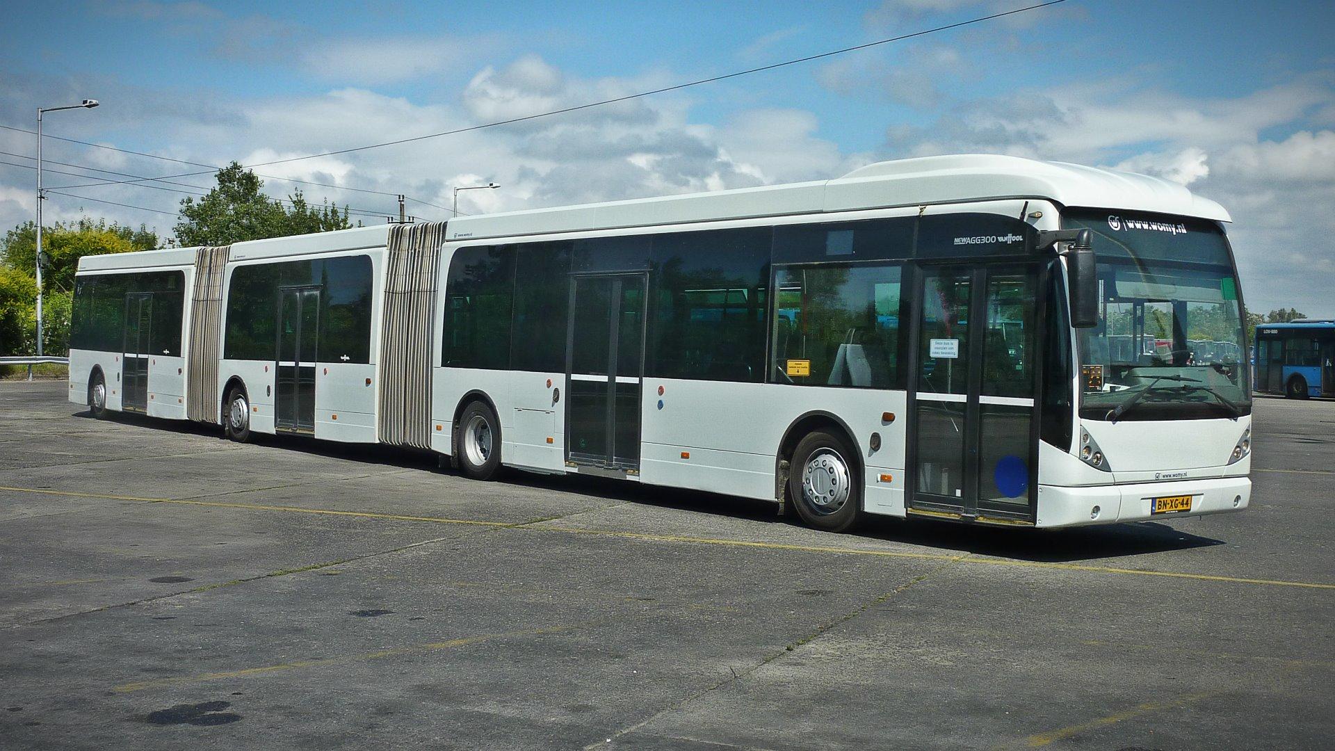 Duplacsuklós busz