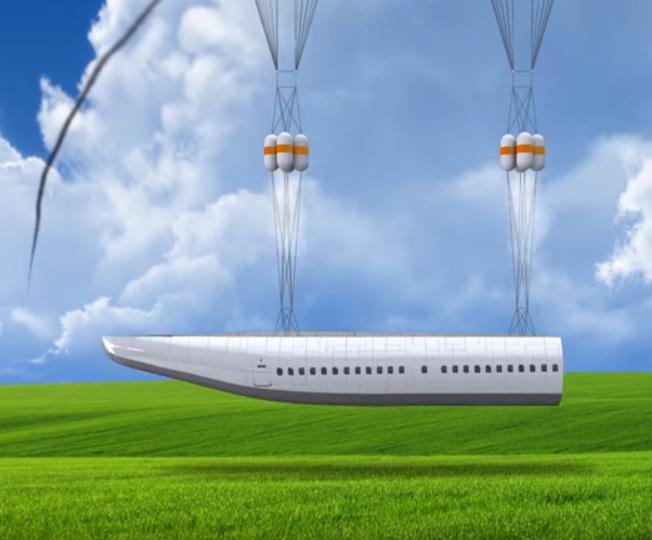 Szuperbiztonságos repülő