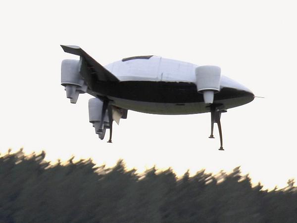 Elektromos repülő autó