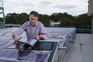 Harmincszor olcsóbb napelem