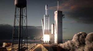 A világűr legnagyobb rakétája