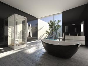 Wellness a fürdőszobában