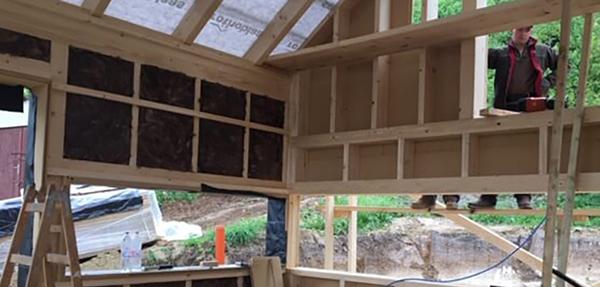 Környezetbarát épületszigetelés