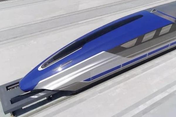A világ leggyorsabb vonata