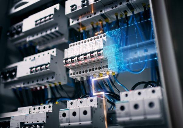 Biztonságos elektromos hálózat