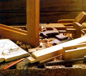 Bútorkészítés saját kezûleg - Ezermester 1997/12