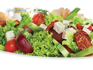 Rövid-tenyészidejű salátafélék