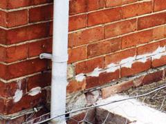 Vizes falak szigetelése