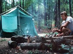 Túra-alapfelszerelés: sátor és hálózsák