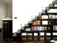 14 ötlet a lépcsők alatti terek hasznosítására