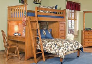 Emeletes és magas ágyak