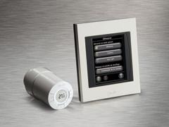 Elektronikus radiátortermosztát