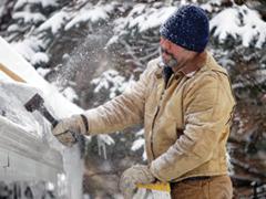Tetők hóvédelme