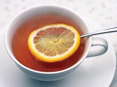 Egy csésze frissítő tea