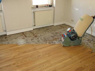 A parafa padló gondozása és tisztítása