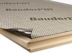 BauderPIR hőszigeteléssel a hőség és a hideg ellen