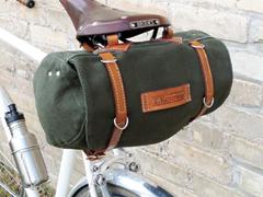 Csomagszállítás kerékpárral