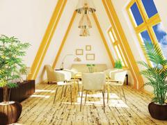 Élhető tetőtér