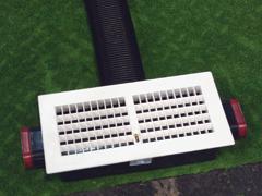 Labaro friss levegőztető rendszer