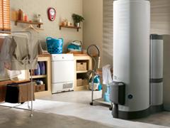 Használati melegvíz készítés hőszivattyú technológiával