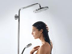 Hansgrohe Showerpipe-ok