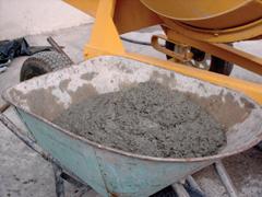Otthoni betonkeverés