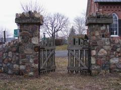Kő- és betonkerítések
