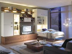 Szekrénybe rejtett ágyak