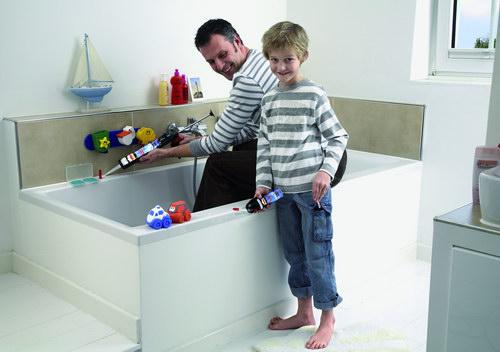 Fürdőszobai vízszigetelések - Ezermester 2013/2