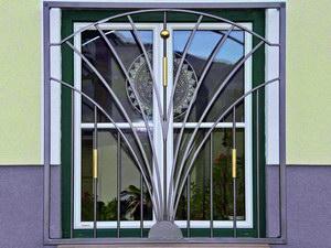 Dekoratív ablakrácsok