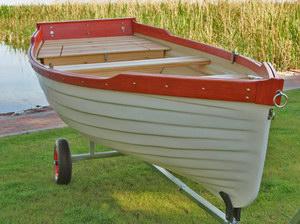 Csónakok kisjavításai, állagmegóvása