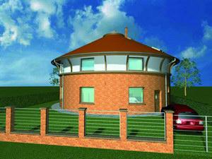 Kör alapú házak