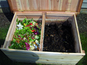 Komposztálás vagy hulladékgyűjtés?