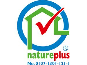 Nature Plus minősítés a Thermofloc-nak