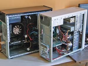Számítógépek portalanítása