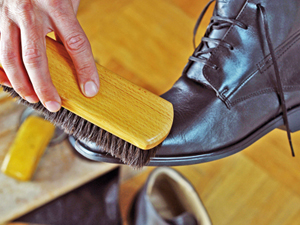 Téli cipőápolás
