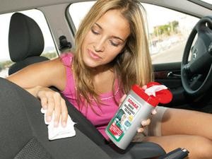 Bőr autókárpitok tisztítása, ápolása