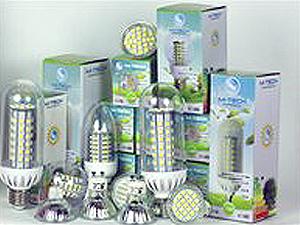 LED világítás az otthonunkban