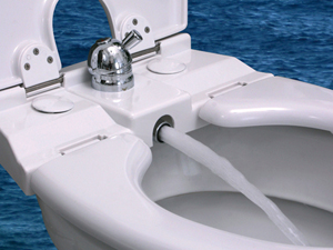 Higiénikusabb WC-használat