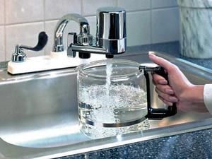 Otthoni vízszűrés