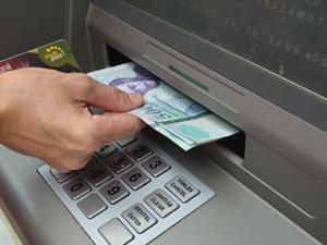 Pénzfelvétel ATM-ből